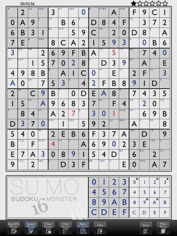 Sudoku 16 Monsterのおすすめ画像1