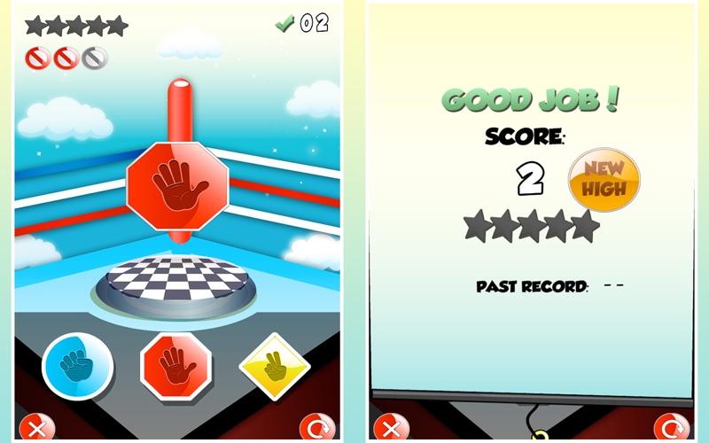 Knockout RPS screenshot 5
