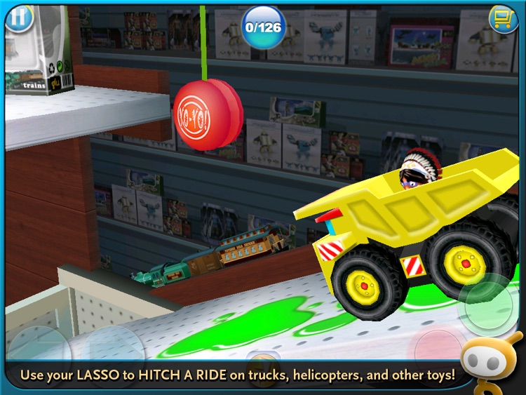 Toyshop Adventures for iPad