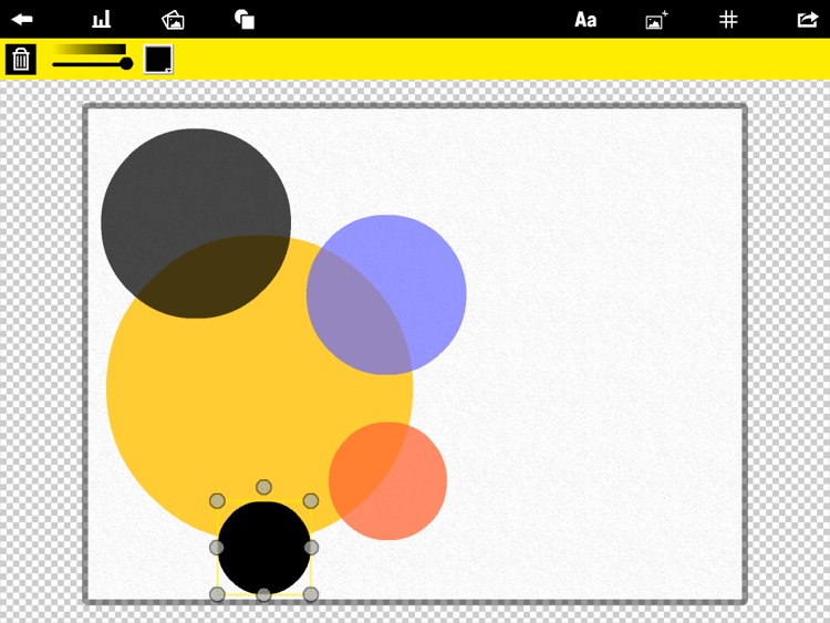 i Visual info Touch Lite
