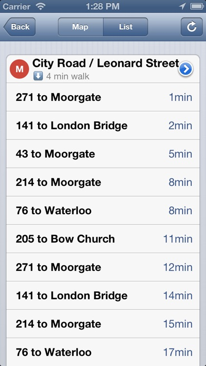 Busmapper screenshot-1