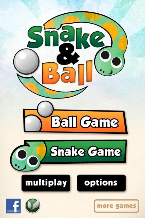 Snake and Ball screenshot-4