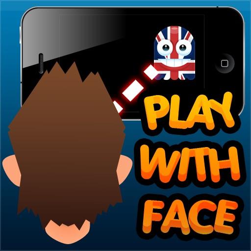 FACEMOTION - Используйте ваше лицо Играть! Дополненная реальность многопользовательских
