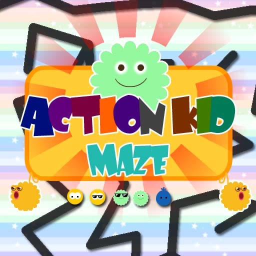 Action KidMaze FREE