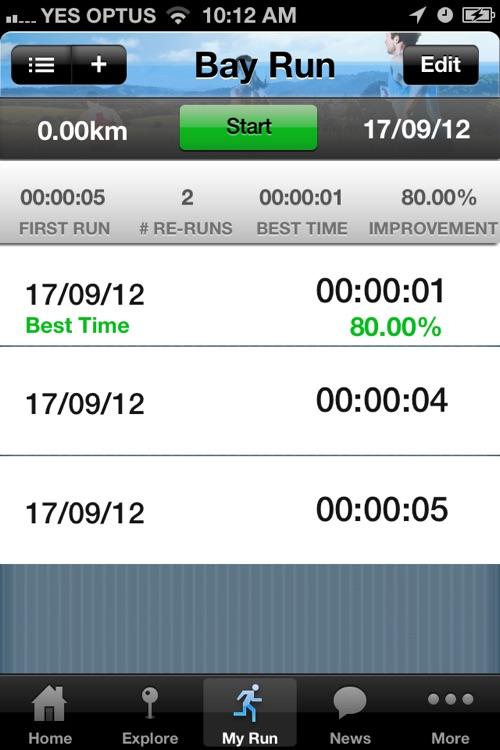 b+s run coach screenshot-3