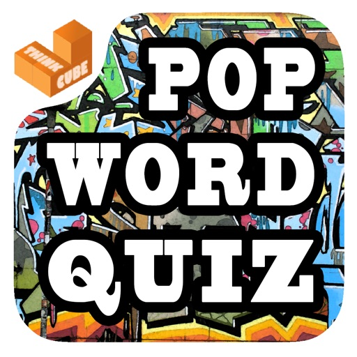 123 Pop Word Quiz