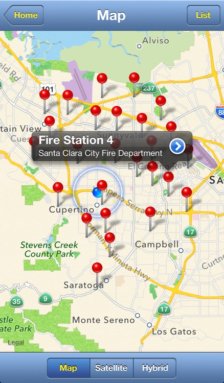 Fire Station App screenshot-4
