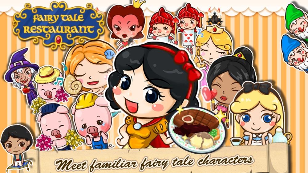 Fairy Tale Restaurant Cheat Codes