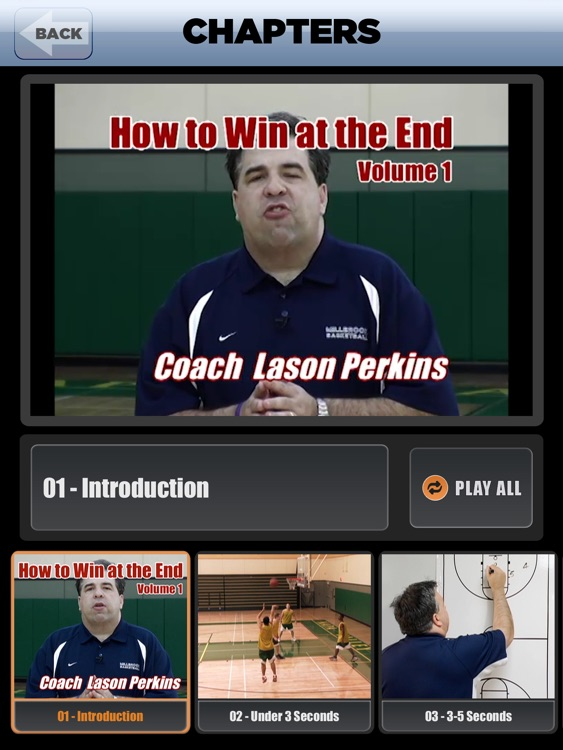 How To Win At The End, Vol. 1: Special Situations Playbook - with Coach Lason Perkins - Full Court Basketball Training Instruction - XL