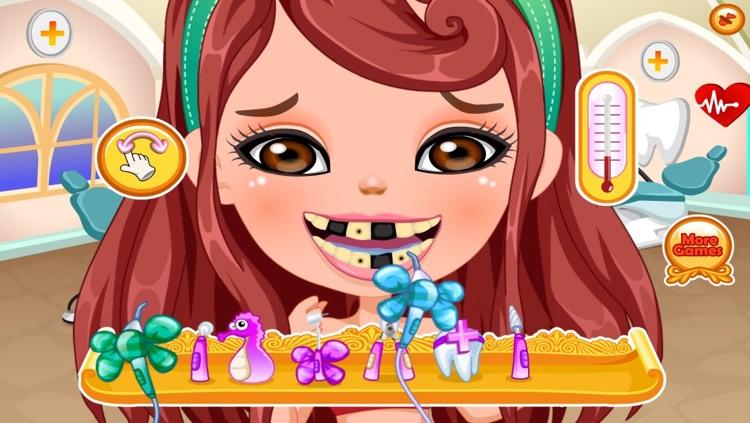 Little Girl Dentist