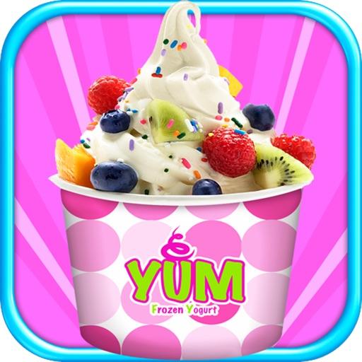 Frozen Yogurt Maker - Froyo Shop FREE