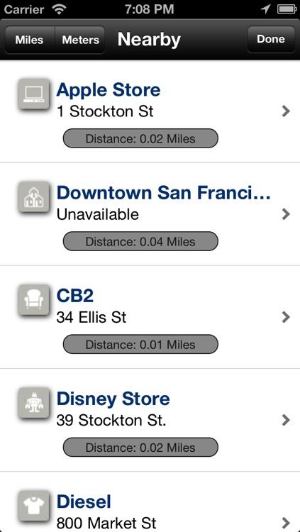 AutoDash - GPS Information and Location Sharing screenshot-4