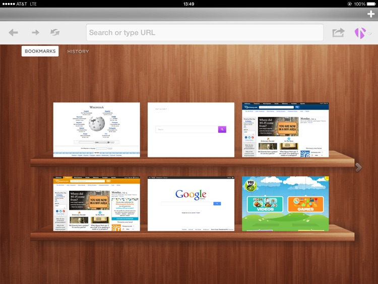 Safe Browser for Education with Parental Controls and Porn Blocking screenshot-4