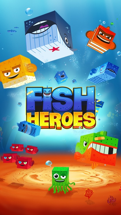 Fish Heroes screenshot-0