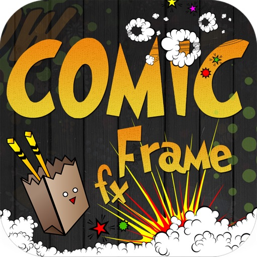 Comic Frames- Comic Photo Effects & Editor
