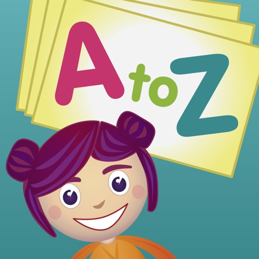 Children's Picture Dictionary - A to Z Flash Cards