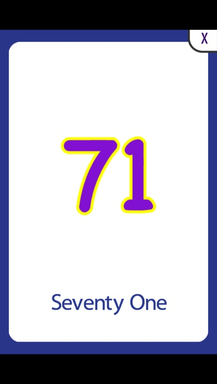 Numbers Toddler Preschool