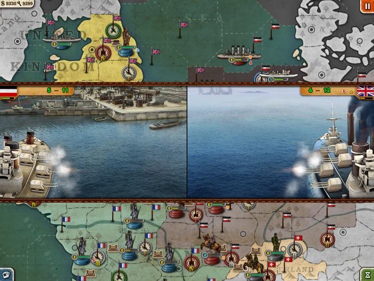 European War 3 Free for iPad screenshot-4