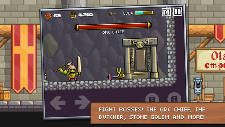 Devious Dungeon screenshot-3