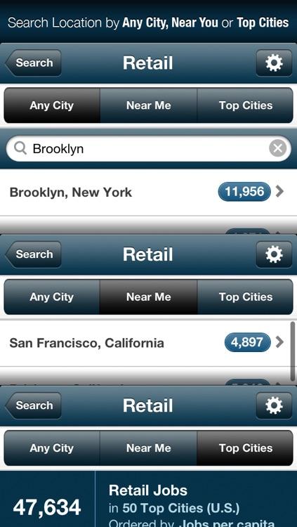 JobAware: Job search just got smarter