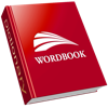 WordBook English Dictionary and Thesaurus - TranCreative Software