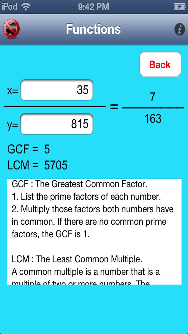 Math is Easy - Prime Factorization and Equation Solver   App Price Drops
