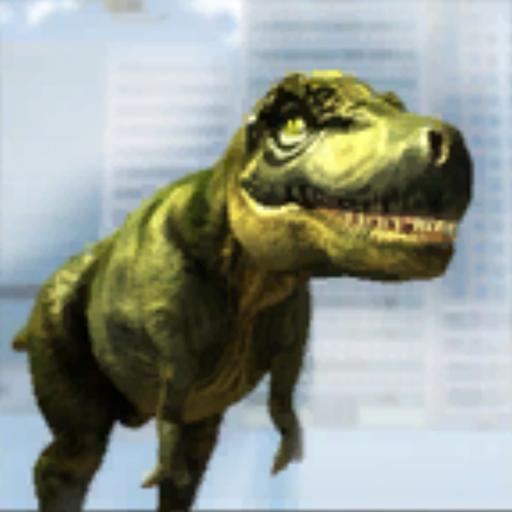 Dinosaur Rampage - Динозавр