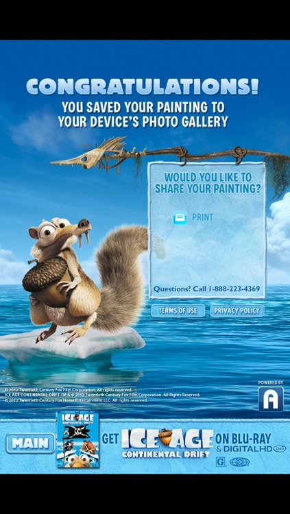 Ice Age: Pirate Picasso screenshot-3