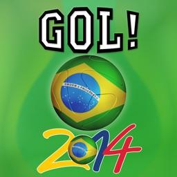 GOL! App Brasil