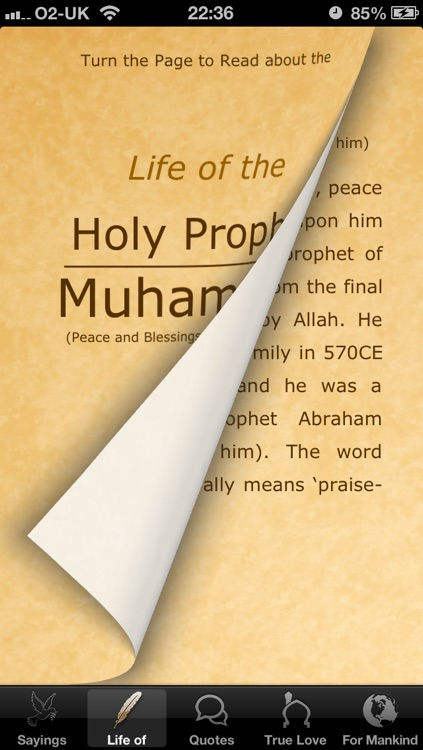 Muhammad, The Truth
