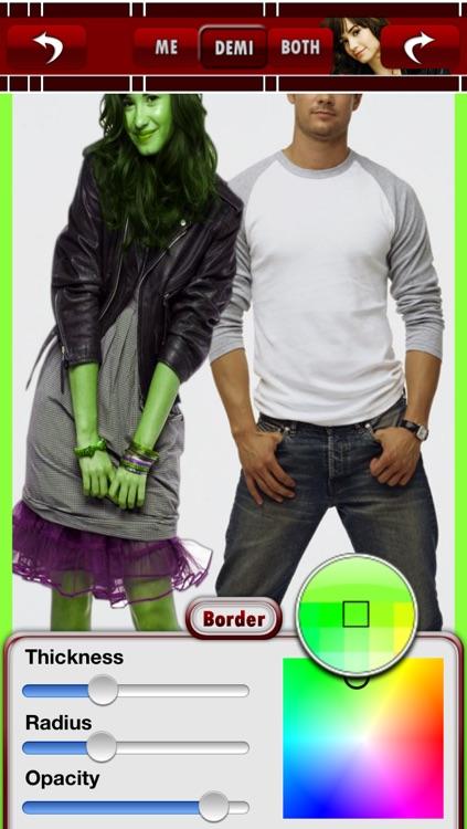 I Met Demi - My photo with Demi Lovato Edition screenshot-3