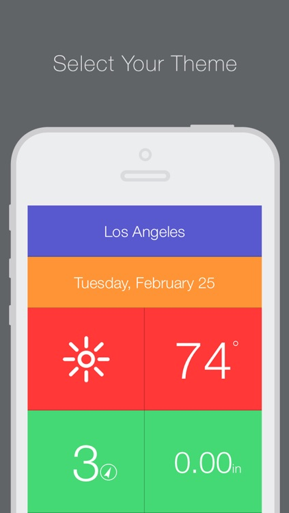 Weathercube - Gestural Weather screenshot-4