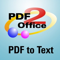 PDF2Office Lite - convert PDF to RTF and Text
