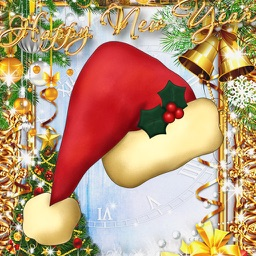 All Santa Hat Booth HD - Lite