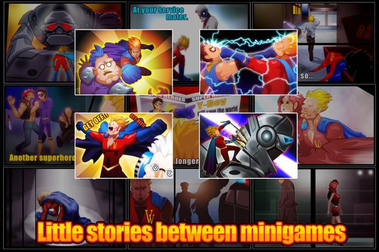 Busy Superhero screenshot-3