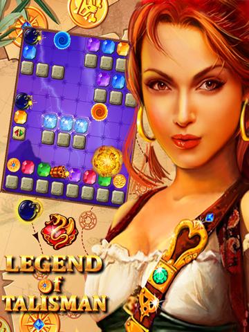 Legend of Talisman Pro screenshot 1