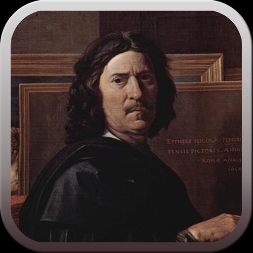 Nicolas Poussin icon