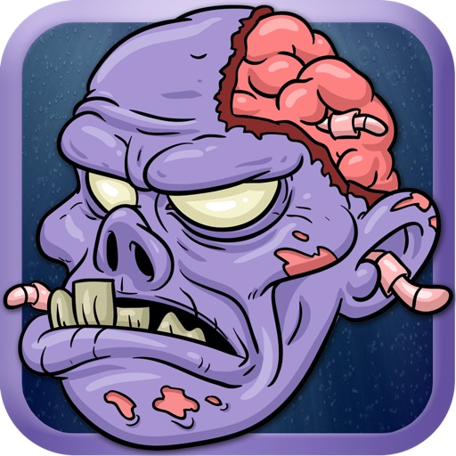 Zombie Crush Mania - Scary Free Halloween Puzzle Match Game for Kid-s and Teen-s