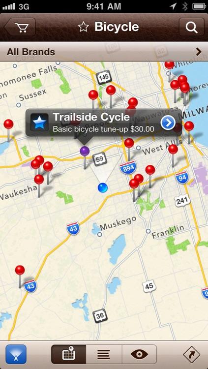 Where To? - Discover your next destination using GPS