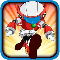 Space Robot Crazy Adventure PAID
