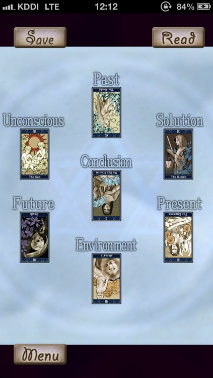TAROT READING screenshot-4