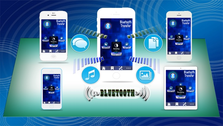 Bluetooth Share File/Photo/Music/Contact Transfer screenshot-3