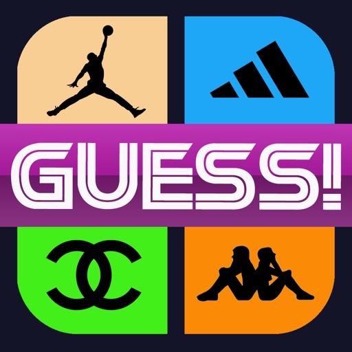 LogoGuess : #1 Logo Guess The Word about brand