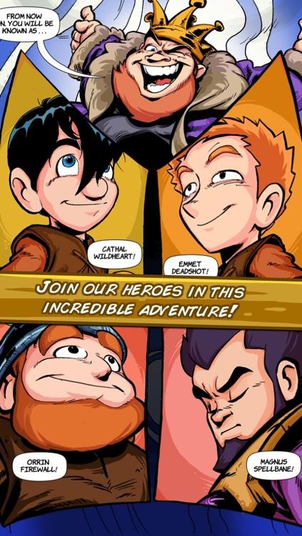 Kingdom Rush: The Comic screenshot-4