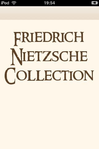 A Friedrich Nietzsche Collection screenshot-4
