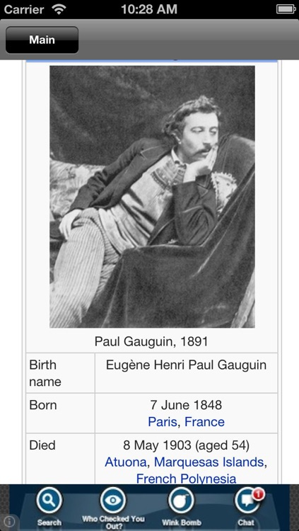 Gauguin Gallery & Puzzle screenshot-3