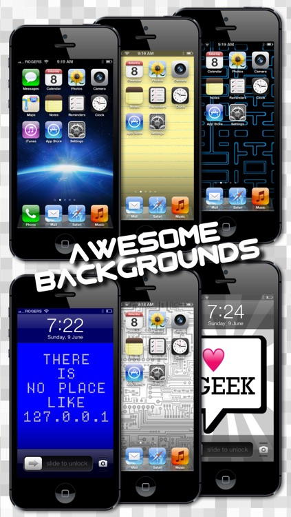 Nerdy Backgrounds - Wallpapers and Themes for Geeks and Nerds! screenshot-3