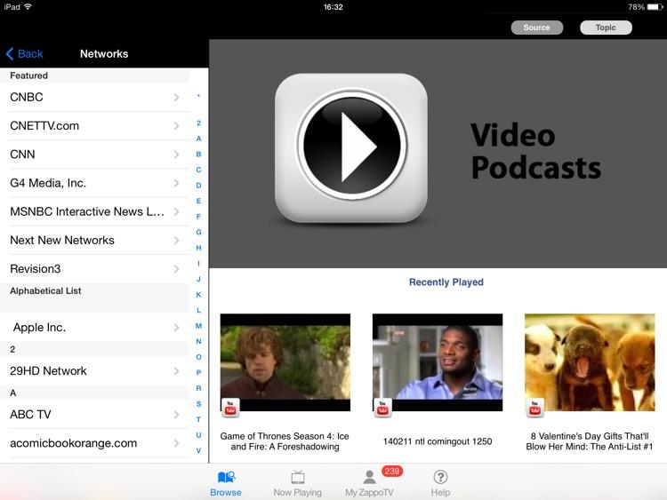 Media Player HD for Sharp TV screenshot-3