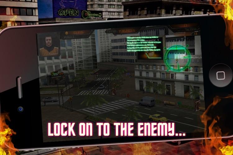 Hired Gun 3D screenshot-3