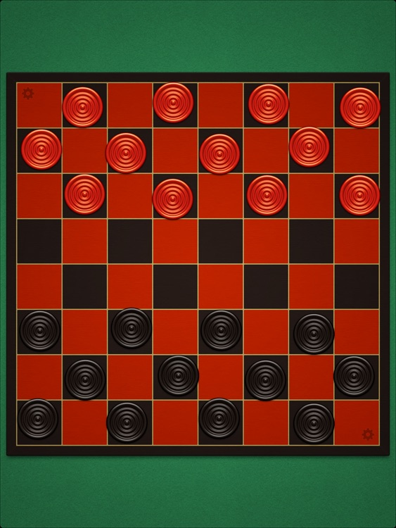 Checkers — 2 players